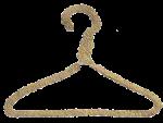 mystic golden hanger