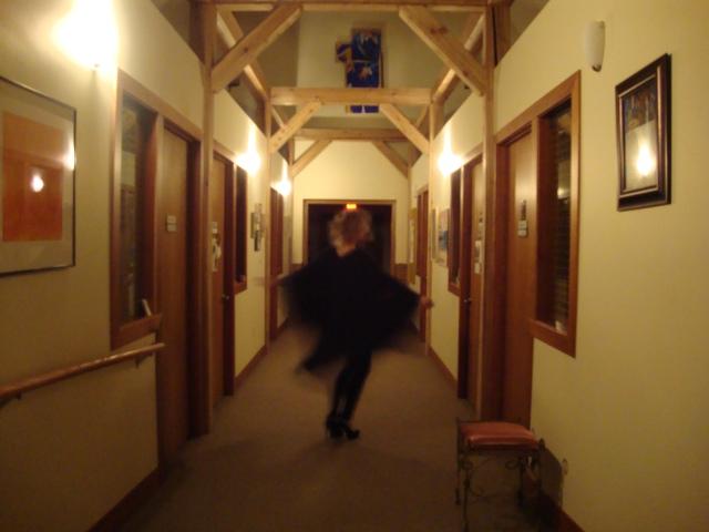 emy frentz hallway ii
