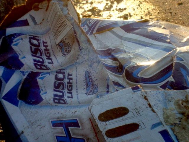 busch box trash