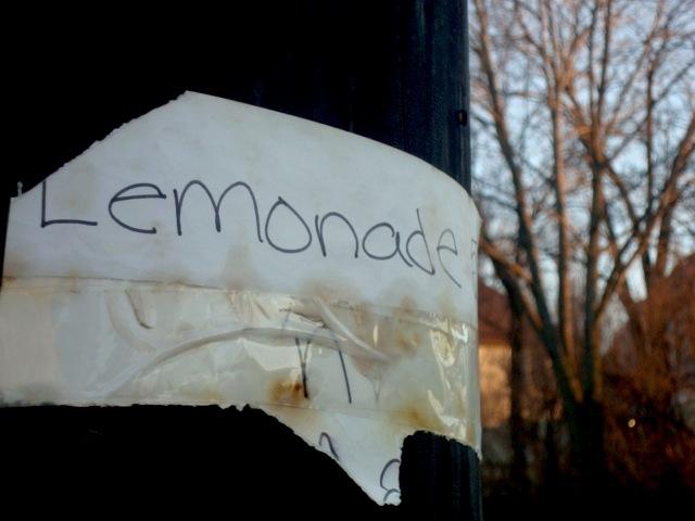 lemon trash