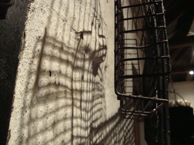 bar wall lines