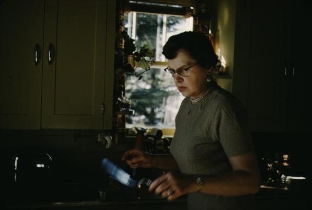 Aunt Myrt. Duluth.